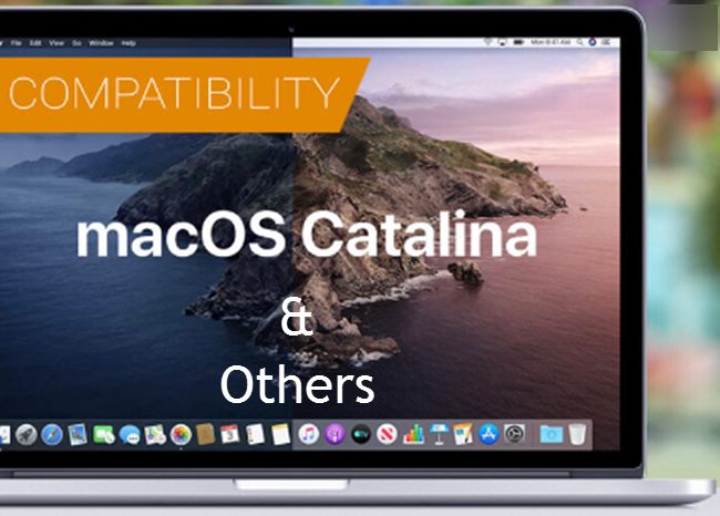 Compatible with Catalina