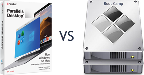 Parallels vs BootCamp