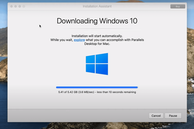 Install Operating System