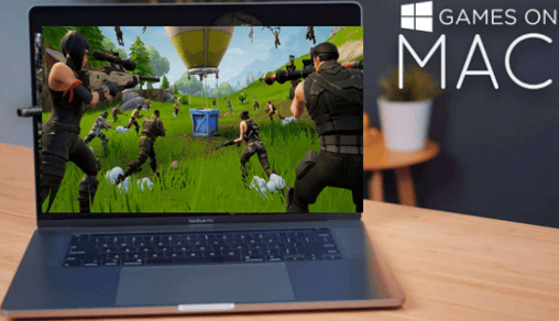 Play Windows Games on Mac