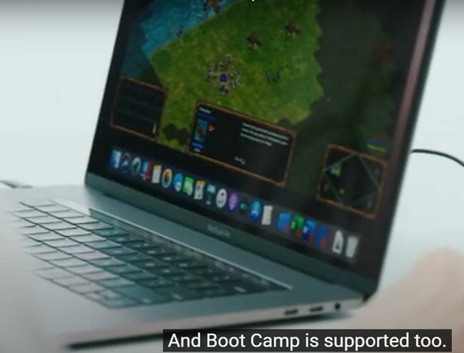 Support for Boot Camp
